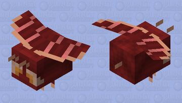Dragon Bee (unoriginality is the best, huh?) (Mythical Creatures Contest Entry) Minecraft Mob Skin