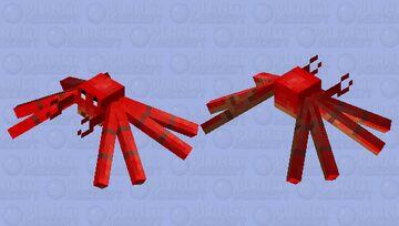 Crab Minecraft Mob Skin