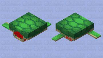 Tartaruga Sem Membros Minecraft Mob Skin