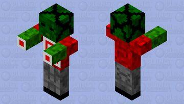 miner zombie Minecraft Mob Skin
