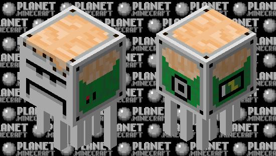 Biotec-Ghast Minecraft Skin