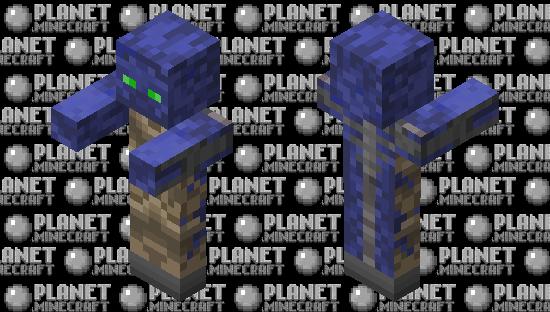 Phantom Zombie (Request) Minecraft Skin