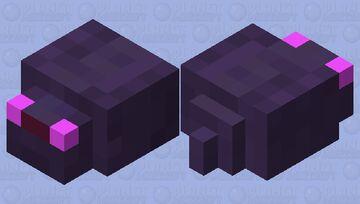 Endermites with Eyes Minecraft Mob Skin