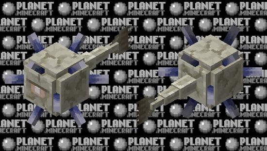 Elder guardian, but regular size || [HD] Minecraft Skin