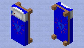 Prr628 bed Minecraft Mob Skin