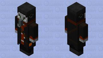 Pillager Watchman Minecraft Mob Skin