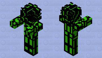 future Minecraft Mob Skin