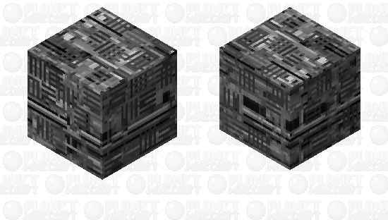Borg cube Minecraft Skin