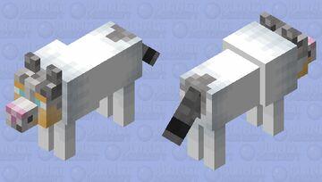 Australien Shepherd Minecraft Mob Skin