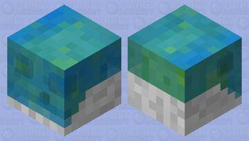 IJevin The Slime Minecraft Mob Skin