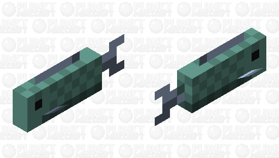 Fish Minecraft Skin