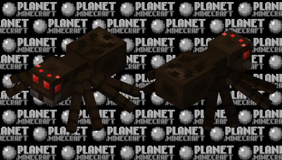 spider hd Minecraft Skin