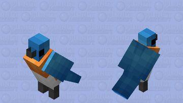Bluebird Minecraft Mob Skin