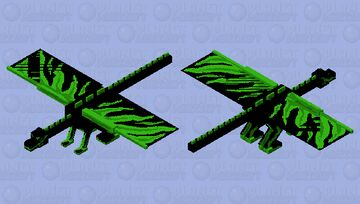 The Waste Seeker Minecraft Mob Skin
