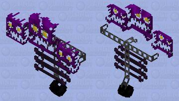 Chained Reaper Spirit Minecraft Mob Skin