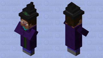 Stevitch Minecraft Mob Skin