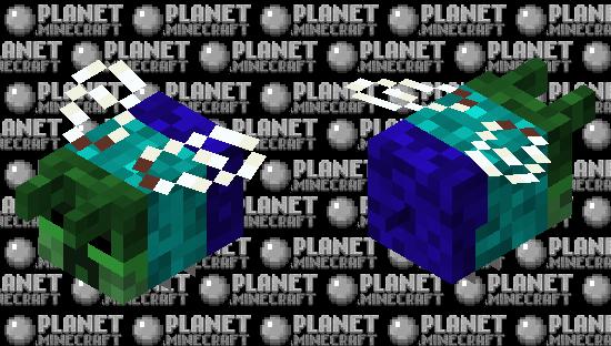 Zombeeper Minecraft Skin