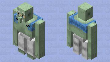 Shmrek (Disturbing Abominations contest) Minecraft Mob Skin