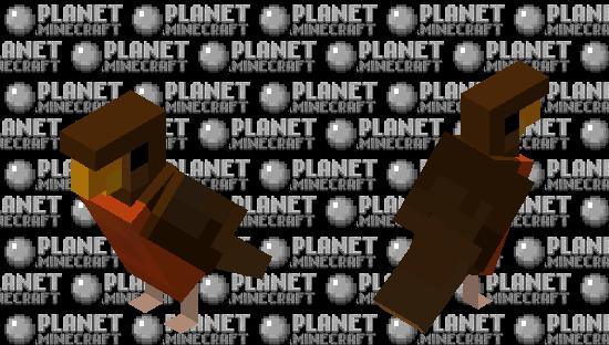 Robin Minecraft Skin