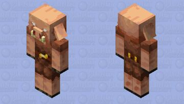 A human pig you say? || [HD] Minecraft Mob Skin