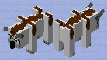 Air Ravager Bison Minecraft Mob Skin
