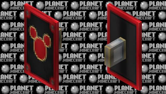 Dream Shield (Eternal Hearts Texture Pack) Minecraft Skin