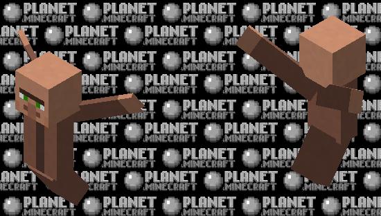 villager vex Minecraft Skin