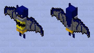 bat batman Minecraft Mob Skin