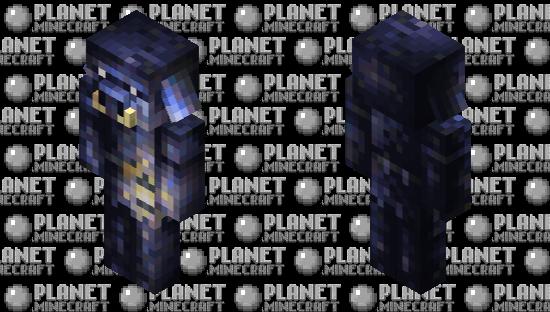 Piglin wanderer (place4) Minecraft Skin