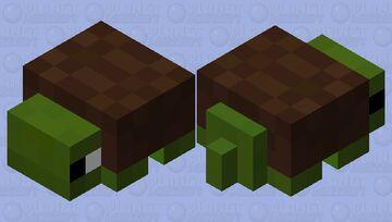 Tortoise Minecraft Mob Skin