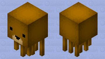 Giant Angry Bear that shoots Fireballs Minecraft Mob Skin