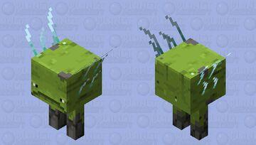Overworld Strider Minecraft Mob Skin