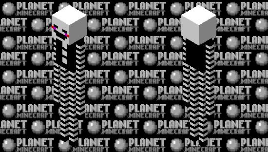 the puppet FNAF Minecraft Skin