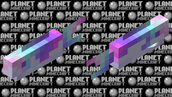 Retro Fish (Cod 2.0) Minecraft Skin