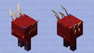 Alpha Strider Minecraft Mob Skin