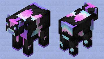 Retro Cow 2.0 Minecraft Mob Skin