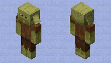 Goblins from Piglins Minecraft Mob Skin