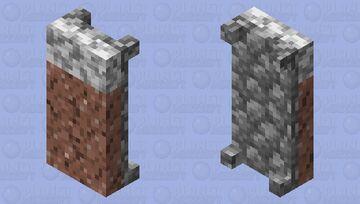 Bed rock / rock bed Minecraft Mob Skin