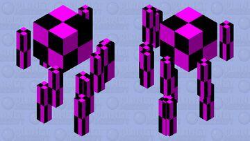 Textures spirits Minecraft Mob Skin