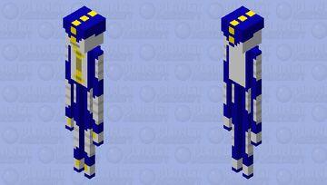 Sticky Fingers - Enderman Version Minecraft Mob Skin