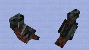Semi-Organic Paranet Minecraft Mob Skin
