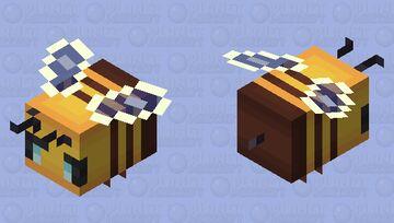Better Bee Minecraft Mob Skin
