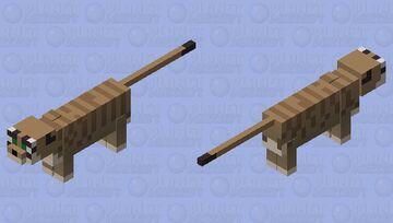 Meerkat Minecraft Mob Skin