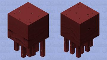 strider grandma concept art Minecraft Mob Skin