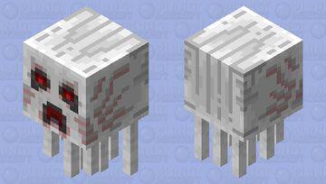 Ghast burp Minecraft Mob Skin