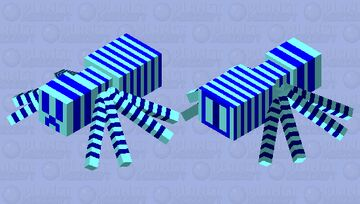 frigid wisk scorpion Minecraft Mob Skin