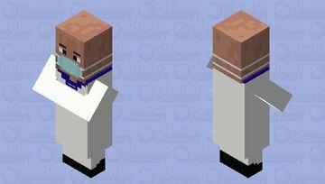 doctor. fang yu Minecraft Mob Skin