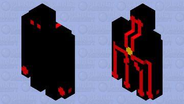 Lab test no.1 Minecraft Mob Skin