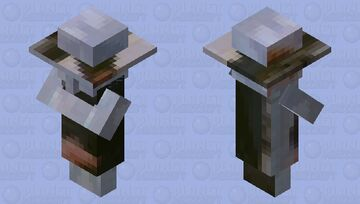 Open the .png Minecraft Mob Skin