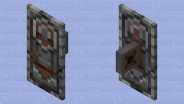 Iron Shield Minecraft Mob Skin